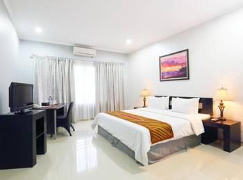 Surya Yudha Park Banjarnegara - Deluxe Double Room Regular Plan