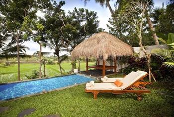 Ubud Padi Villas Bali - One Bedroom Private Pool Villa With Rice Field View Regular Plan