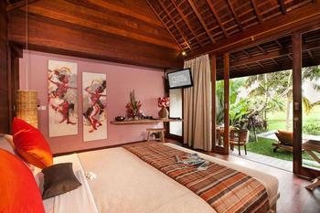 Ubud Padi Villas Bali - One Bedroom Private Pool Villa With Sacred Valley View Regular Plan