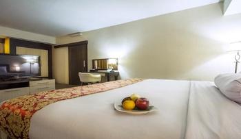 Wiltop Hotel Jambi - managed by BENCOOLEN Jambi - Executive Suite Regular Plan