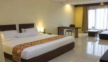 Wiltop Hotel Jambi - managed by BENCOOLEN Jambi - Executive Deluxe Regular Plan