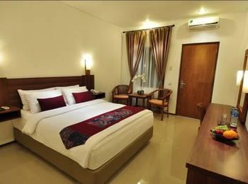 d'Lima Hotel & Villa Bali - Deluxe Room Regular Plan