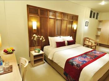 Kuta d'Lima Hotel and Villas Bali - Suite Room Breakfast Regular Plan