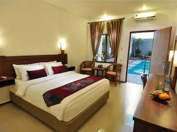 Kuta d'Lima Hotel and Villas Bali - Deluxe Room Only Regular Plan