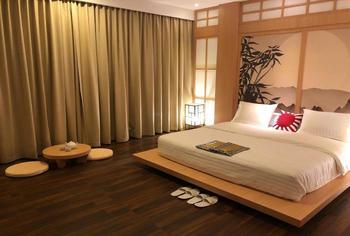 Hotel Kyodai Singkawang Singkawang - Deluxe Room PegipegiYuk Promo