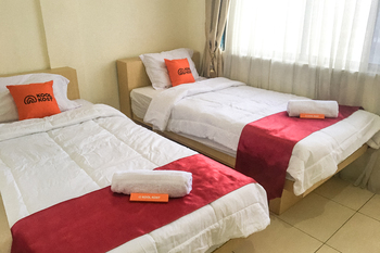 KoolKost Syariah near UMSU Medan Medan - KoolKost Triple Room Limited Time Deal