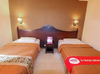 NIDA Rooms Cik Di Tiro Tugu Jogja - Double Room Single Occupancy Special Promo