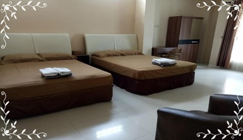 Galaxy Hotel Surabaya Surabaya - Family Suite Room Only Regular Plan
