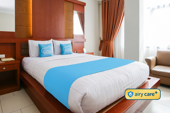 Airy Tanjung Karang Raden Intan 35 Lampung - Executive Double Room with Breakfast Special Promo 8
