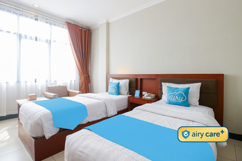 Airy Tanjung Karang Raden Intan 35 Lampung - Superior Twin Room with Breakfast Special Promo 8