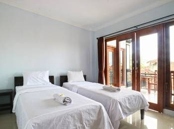 The Wina Echo Beach Guest House Bali - Superior Twin Room Stay Longer Promotion