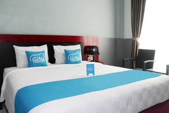 Airy Denpasar Utara Gatot Subroto Bedahulu Tujuh Bali - Deluxe Double Room with Breakfast Regular Plan