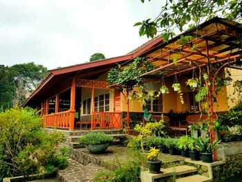 Villa Saung Kebon