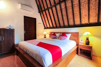 OYO 997 Ocean 2 Bungalows Lombok - Deluxe Double Room Regular Plan