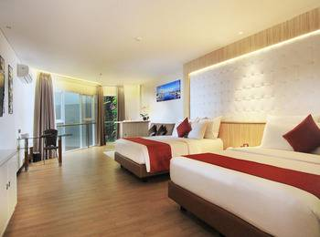West Point Hotel Bandung - Family Suite With Breakfast & Free Minibar Regular Plan