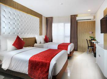 West Point Hotel Bandung - Executive Room PROMO MERDEKA