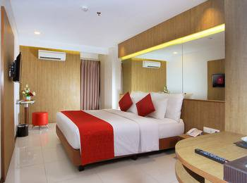 West Point Hotel Bandung - Superior King PROMO MERDEKA