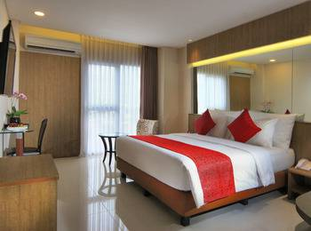 West Point Hotel Bandung - Executive Room With Breakfast Regular Plan