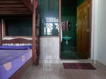 Gandhi Hostel Bali - Mix 6 Dormitory Room (Shared Room) - Tarif Kamar Per 1 Orang Regular Plan