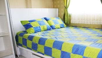 The Suites Metro Apartment by Interindo Bandung - 2 Bedroom Standard Regular Plan