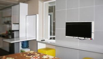 The Suites Metro Apartment by Interindo Bandung - Studio Standard Regular Plan