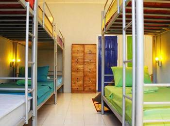 Konsep House Yogyakarta - Dormitory Female & Male ( shared room ) - Rate For Person Regular Plan