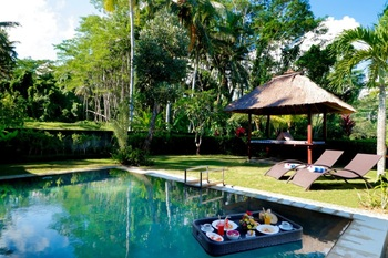 Bhanuswari Villas Ubud Bali - Two Bedroom Villa with Private Pool 30% - Last Minute