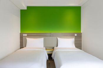 Amaris Hotel Slipi Jakarta - Smart Room Twin Offer 2020 Last Minute Deal 2020