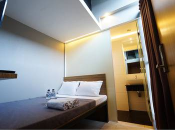 Lively Hotel Kualanamu Airport Medan Deli Serdang - Lively for 4 pax Regular Plan