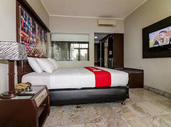 NIDA Rooms Raden Cental National Monument Jakarta - Double Room Single Occupancy Special Promo