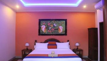 The Taran Villas Lembongan Bali - Deluxe Double or Twin Regular Plan