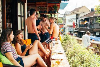 RW Downtown Hostel Ubud