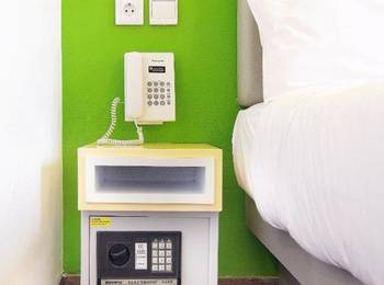 Amaris Hotel Sagan - Smart Room Twin Regular Plan