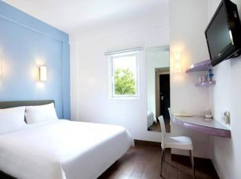 Amaris Hotel Sagan - Smart Room Hollywood Regular Plan