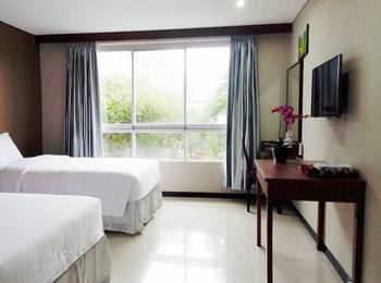 Bayt Kaboki Hotel Bali - Deluxe Twin Room Only BD DLX RO 45% 06 JAN 2019- 31 JAN 2019