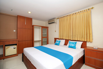 Airy Sirimau Said Perintah 15B Ambon Ambon - Deluxe Double Room with Breakfast Special Promo Sep 45