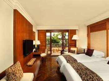 Nusa Dua Beach Hotel Bali - Premier Double or Twin Room - Room Only Room Only