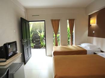Hotel Sanur Agung Bali - Standard Twin Room (Garden View) Special Member Deal and Mobile Apps Only