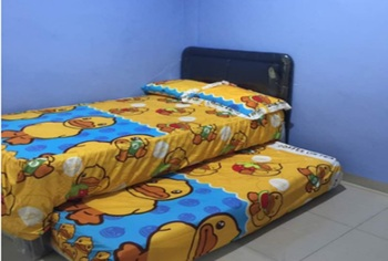Medan Guest House Medan - FULL HOUSE - 3 BEDROOM Regular Plan