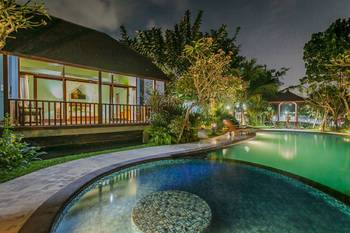 Villa D'carik Bali Bali - Two Bedroom Villa With Pool View And Rice Field View Regular Plan