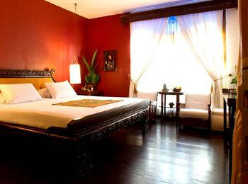 Hotel Tugu Malang - The Babah Suites Room Only 20% OFF - LS 2