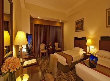 Planet Holiday  Batam - Deluxe Room Only Regular Plan