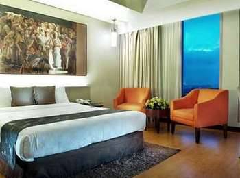 Grand Candi Hotel Semarang - Grand Deluxe Regular Plan