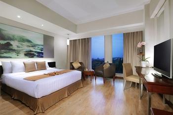 Grand Candi Hotel Semarang - Grand Deluxe Regular Plan