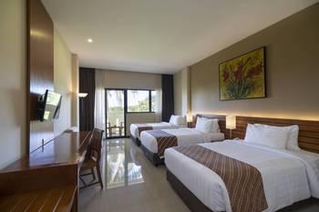 Amatara Royal Ganesha Ubud - Deluxe Triple Room Only 44% Bali Revival Deal