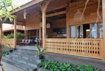 Rimbun Canggu Villa Bali - Villa 2 Bedroom Regular Plan
