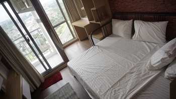 D' Rooms Studio & 2BR Apartment at MTown Gading Serpong Tangerang - 2 Bedroom Non Smoking Regular Plan