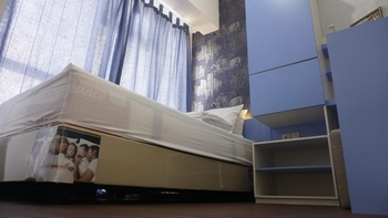 D' Rooms Studio & 2BR Apartment at MTown Gading Serpong Tangerang - Studio Space Saving Room Non Smoking Regular Plan