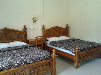 Rahayu 2 Bungalow Bali - Standard Fan Regular Plan