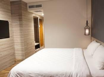 Rivoli Hotel Jakarta - Deluxe Room Regular Plan